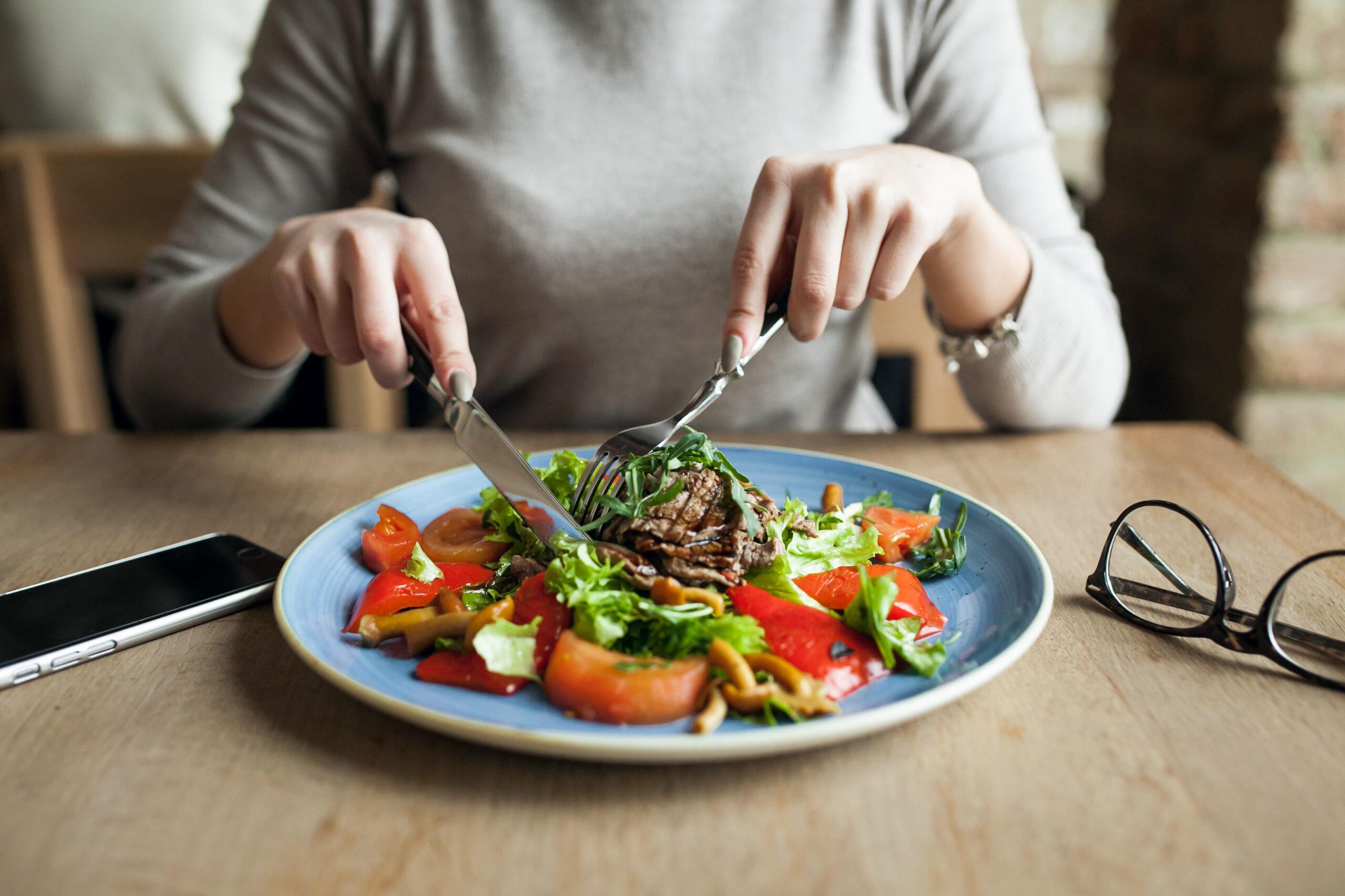 分子栄養学をベースとした栄養指導